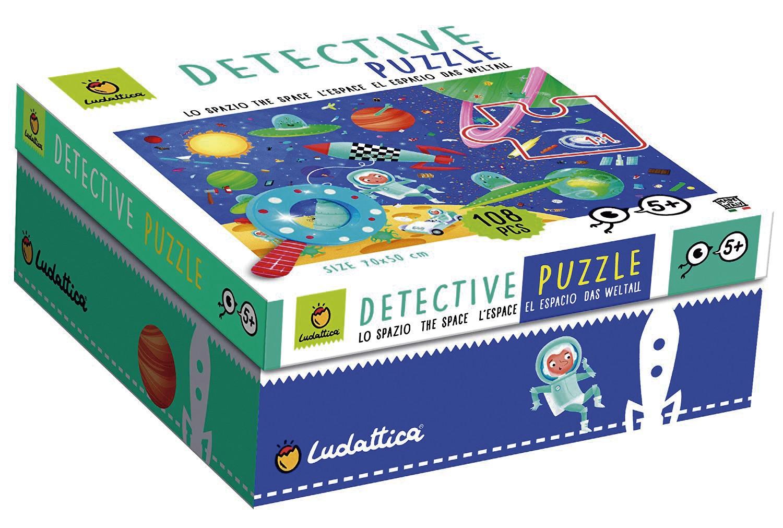 PUZZLE DETECTIVE. EL...
