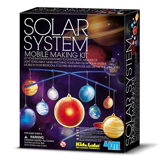 Kidzlabs - Sistema solar (5+)