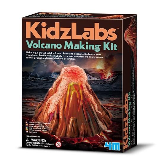 Kidzlabs - Crea tu volcan (8+)
