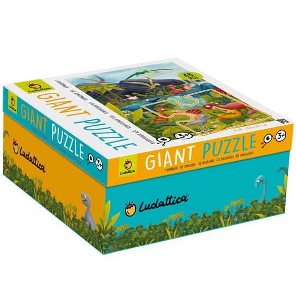 Giant puzzle dinosaurios 48...