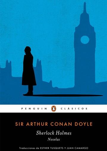 SherlockHolmes. Novelas