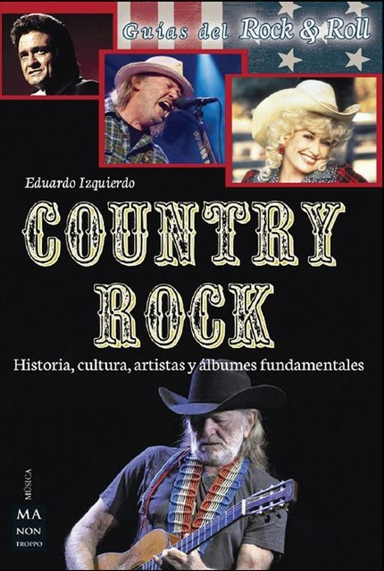 Country rock: Historia,...