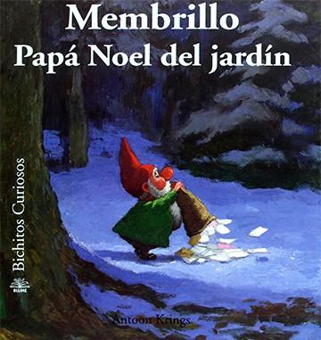 MEMBRILLO PAPA NOEL DEL JARDIN