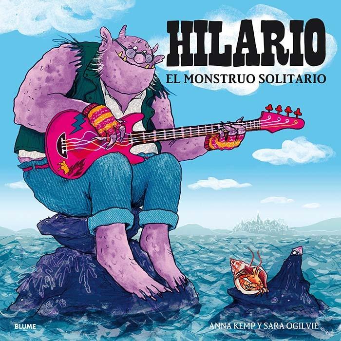 HILARIO. EL MONSTRUO SOLITARIO