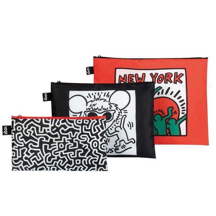 estuches. Col museo - HARING