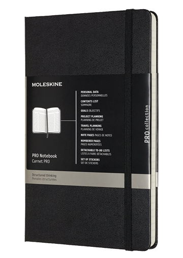 PRO NOTEBBOOK / HC / LARGE...