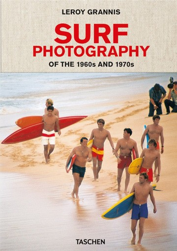 Surf photography of the...