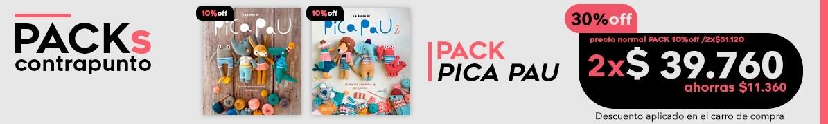 Pack Pica Pau