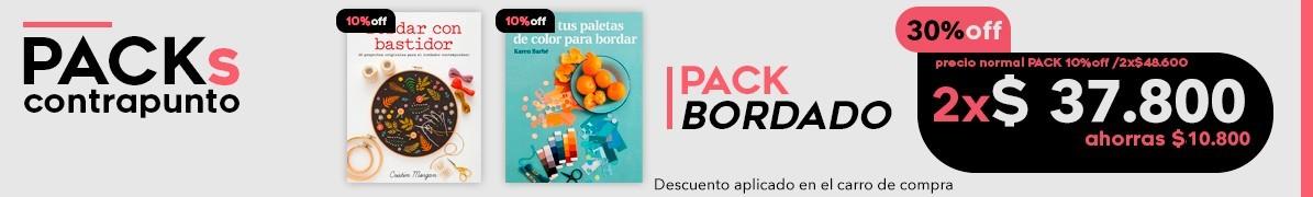 Pack Bordado