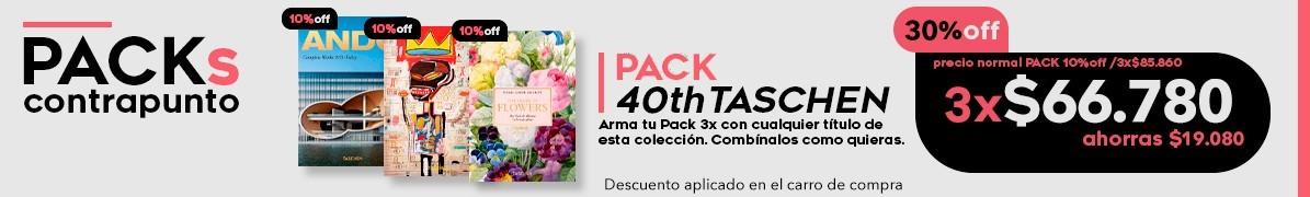 Pack 40 Taschen